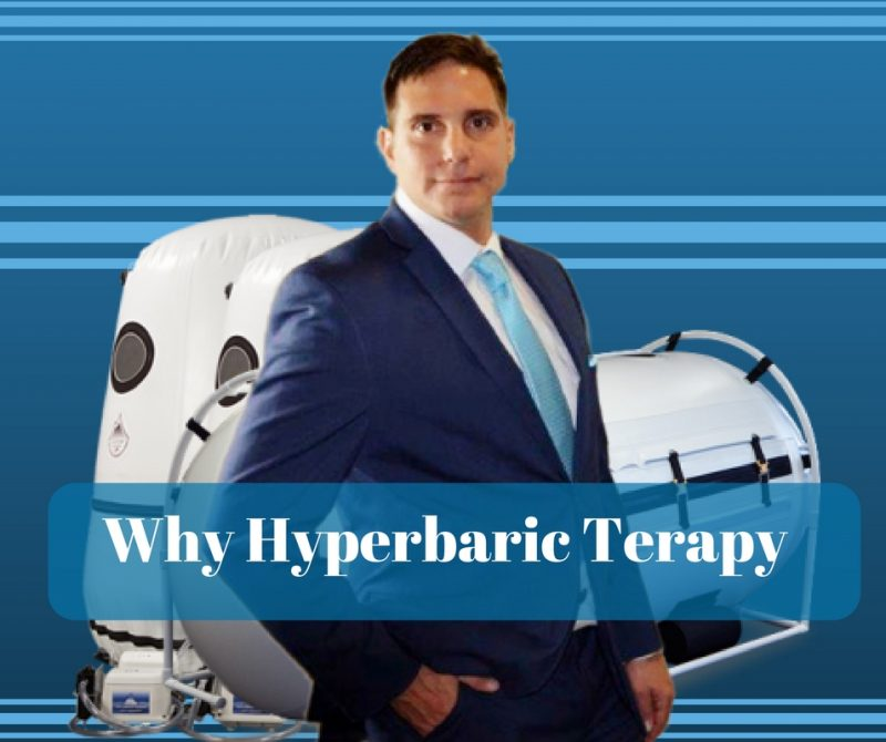 Hyperbaric Oxygen Therapys