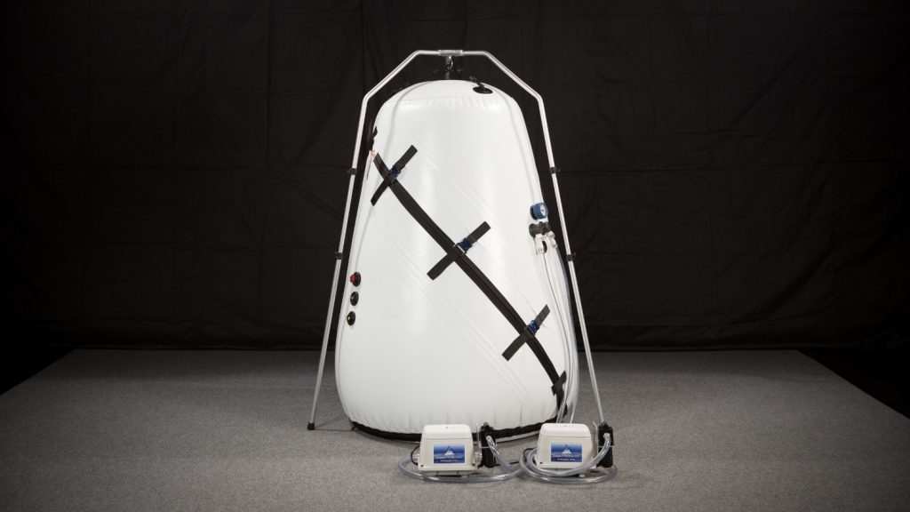 "40"" Vertical Grand Dive Hyperbaric Chamber"