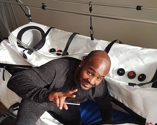 Donte Whitner - Hyperbaric-Oxygen-Therapy
