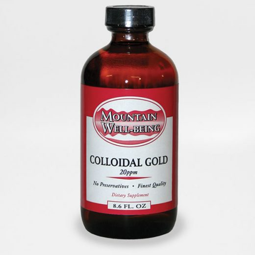 Colloidal Gold 8.6 oz.