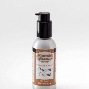 Colloidal Copper Facial Cream