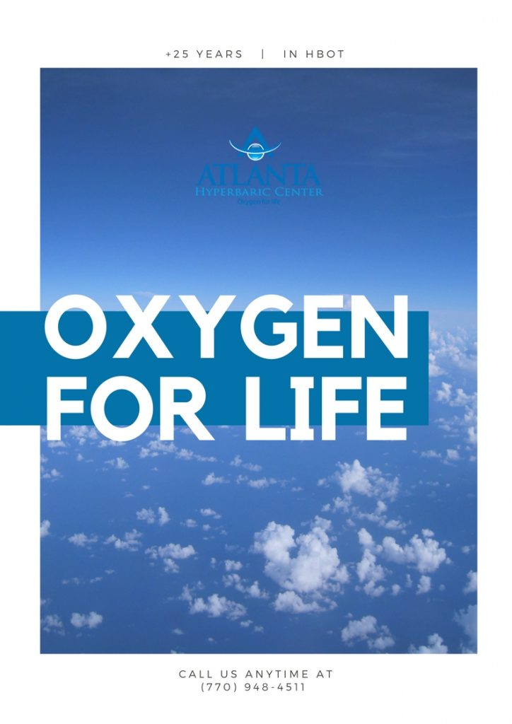 Oxygen for Life