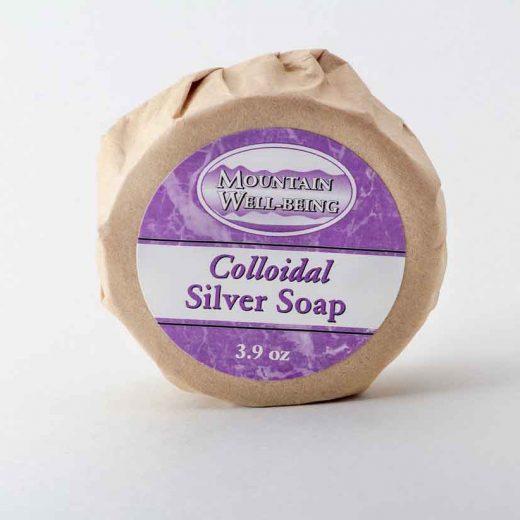 Colloidal Silver Soap
