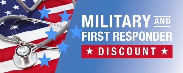 Veterans Hyperbaric chamber Discounts
