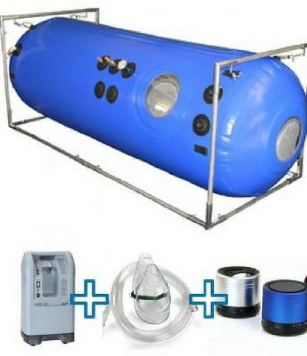 27 hyperbaric chamber bundle