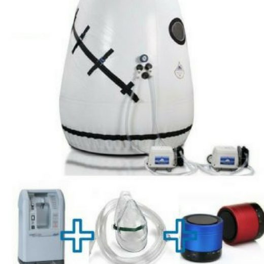 60 Vertical Hyperbaric Chamber