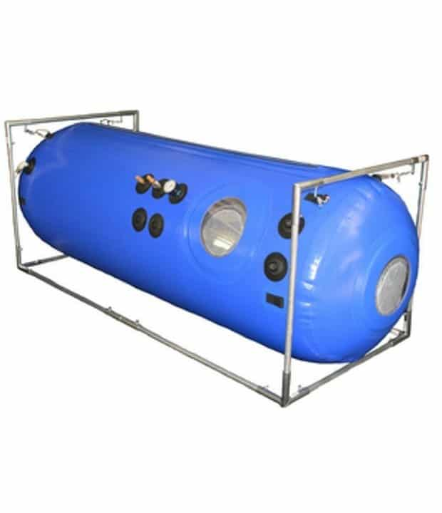 34 Hyperbaric Chamber Bundle - Military & First Responders