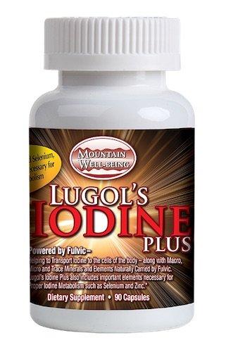 lugol's iodine plus
