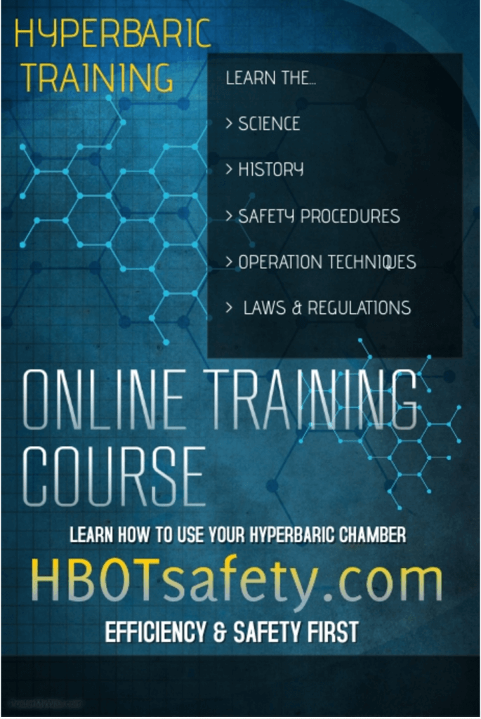Hyperbaric Training Course For Professionals