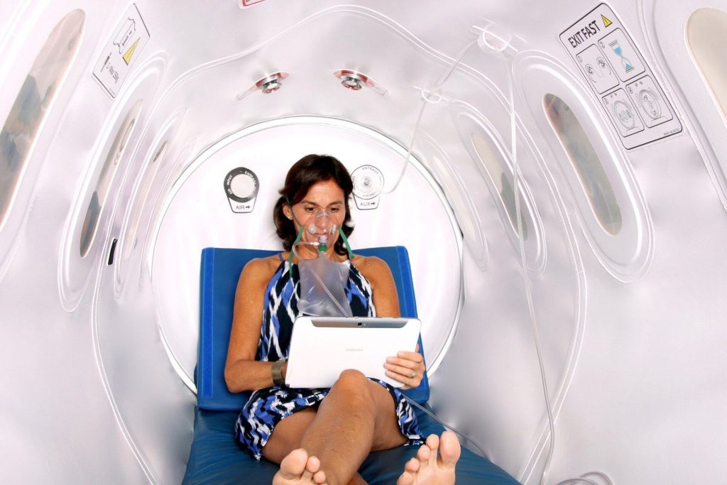 Portable Hyperbaric Oxygen Chamber
