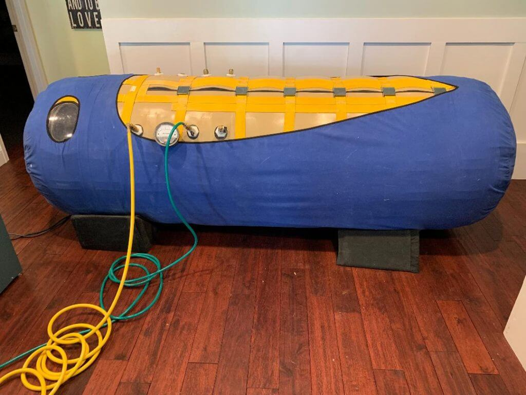 "34"" Hyperbaric Chamber for Sale"