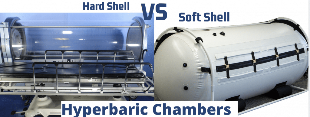 Hard shell vs soft shell hyperbaric chambers