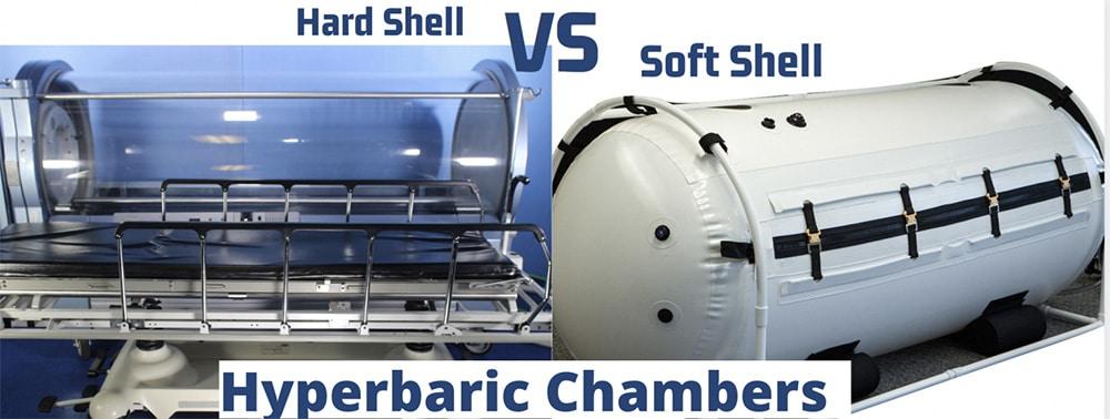 Hard shell vs soft shell hyperbaric chambers