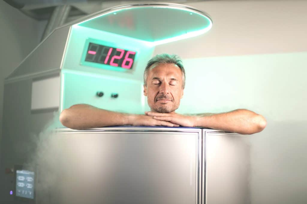 what is a cryotherapy machine