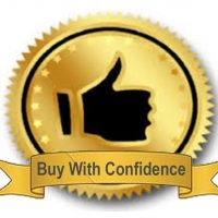 Buy With Confidence seal of trust